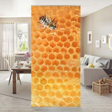 Raumteiler - Honey Bee 250x120cm