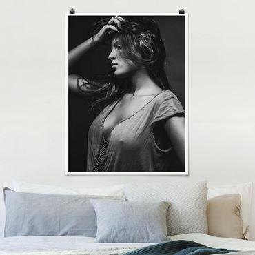 Poster - Dorine - Hochformat 3:4