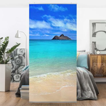 Raumteiler - Paradise Beach 250x120cm