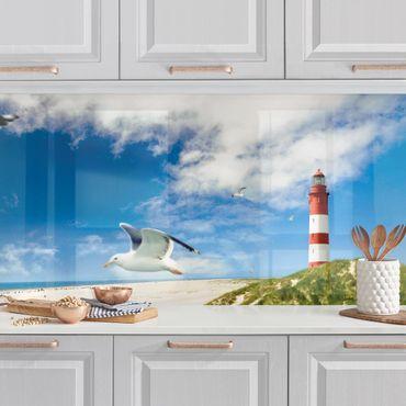 Küchenrückwand - Dune Breeze