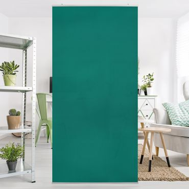 Raumteiler - Piniengrün 250x120cm