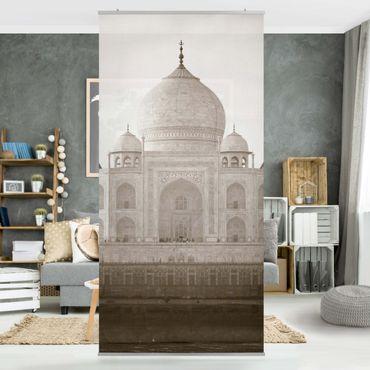 Raumteiler - Taj Mahal 250x120cm