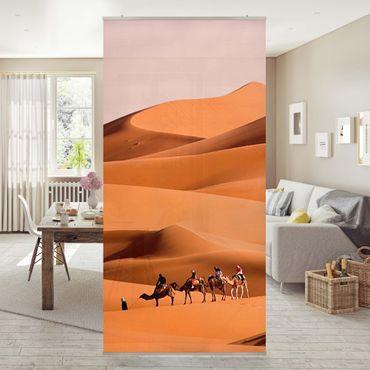 Raumteiler - Namib Desert 250x120cm