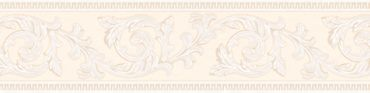 A.S. Création Mustertapete Only Borders 9 in Beige, Creme