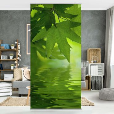 Raumteiler - Green Ambiance III 250x120cm