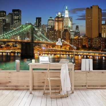 Fototapete Manhattan Panorama