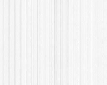 Architects Paper Streifentapete Meistervlies 2020 in Weiß, Überstreichbar