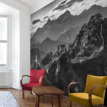 Fototapete Die große chinesische Mauer II