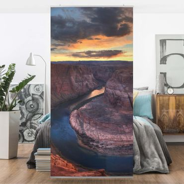Raumteiler - Colorado River Glen Canyon 250x120cm