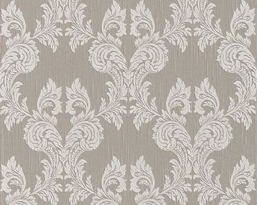 Architects Paper Mustertapete Tessuto in Beige, Grau