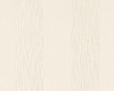 Architects Paper Streifentapete Tessuto in Creme