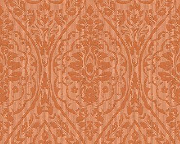Architects Paper Mustertapete Tessuto 2 in Orange