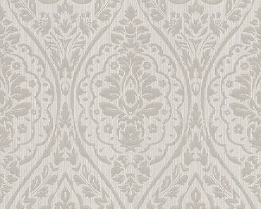 Architects Paper Mustertapete Tessuto 2 in Beige, Creme