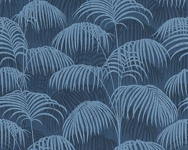Architects Paper Mustertapete Tessuto 2 in Blau