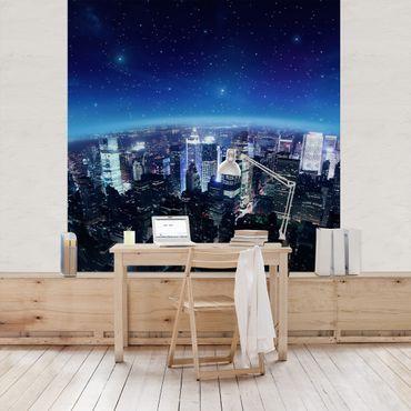 Fototapete Illuminated New York
