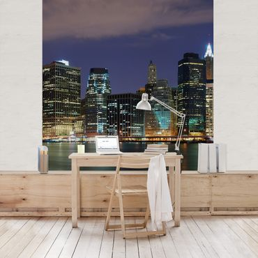 Fototapete Manhattan in New York City