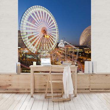 Fototapete Yokohama Waterfront