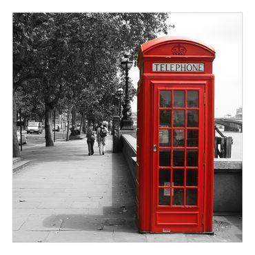 Fototapete Telephone