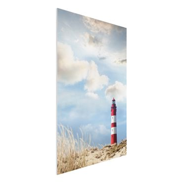 Forexbild - Leuchtturm in den Dünen