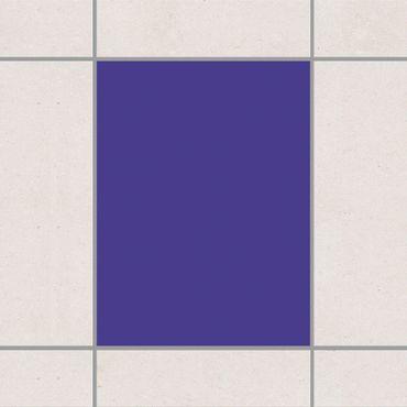 Fliesenaufkleber - Colour Lilac Lila