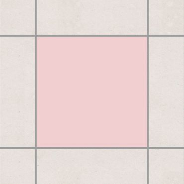 Fliesenaufkleber - Colour Rose