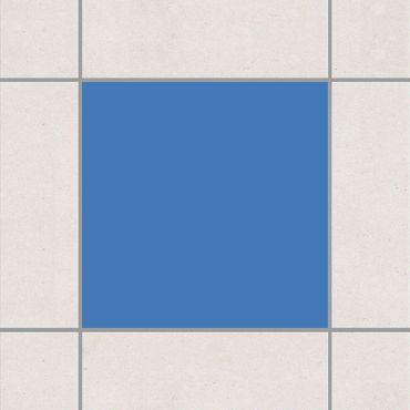 Fliesenaufkleber - Colour Royal Blue Blau