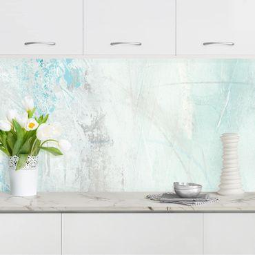 Küchenrückwand - Eismeer I