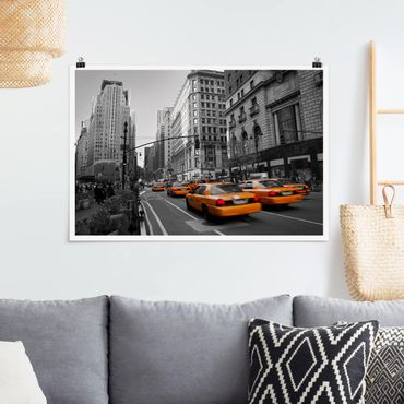 Poster - New York, New York! - Querformat 2:3