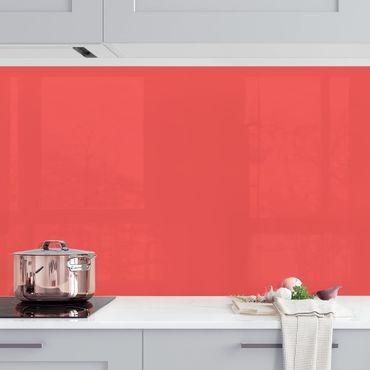 Küchenrückwand - Vermillion