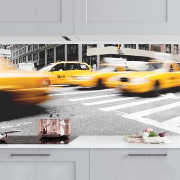 Küchenrückwand - Rasantes New York