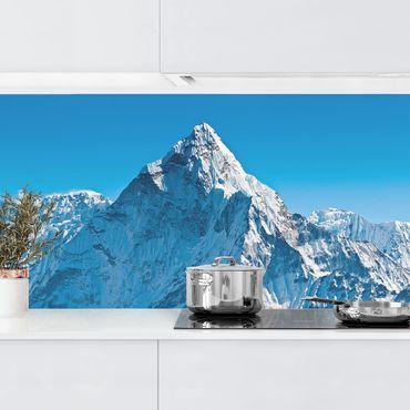 Küchenrückwand - Der Himalaya