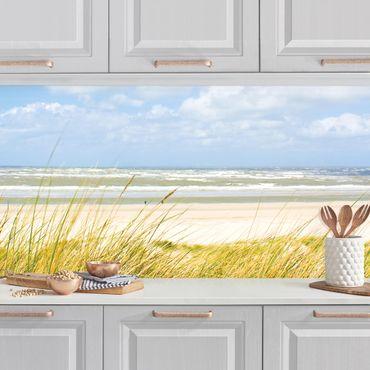 Küchenrückwand - An der Nordseeküste