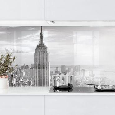Küchenrückwand - Manhattan Skyline