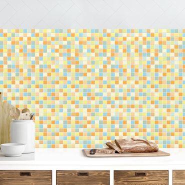 Küchenrückwand - Mosaikfliesen Sommerset
