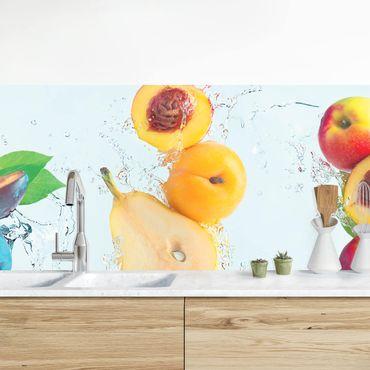 Küchenrückwand - Fruchtsalat
