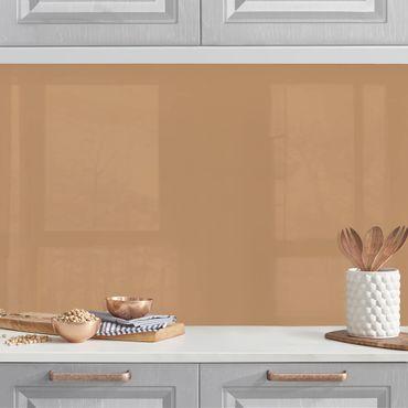 Küchenrückwand - Terracotta Taupe