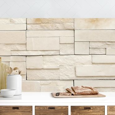 Küchenrückwand - Provence Stones