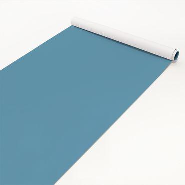Klebefolie blau-grau einfarbig - Meerblau - Folie selbstklebend
