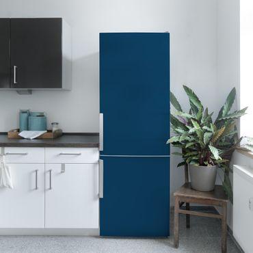 Möbelfolie dunkelblau einfarbig - Preussisch Blau - Klebefolie für Möbel
