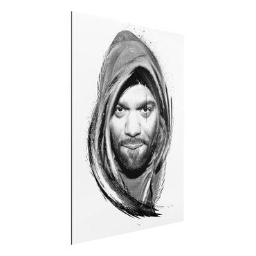 Alu-Dibond Bild - Method Man - Wut Tang Clan