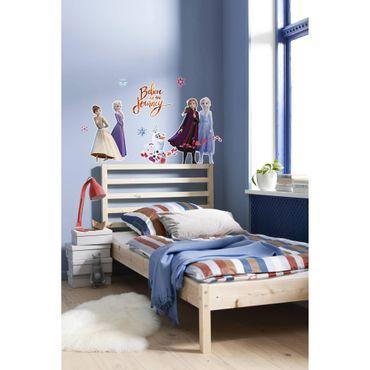 Disney Wandtattoo Kinderzimmer - Believe in the Journey - Komar Deco Sticker