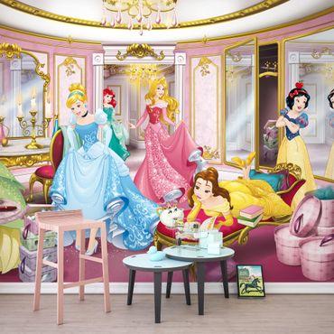 Disney Kindertapete - Princess Mirror - Komar Fototapete