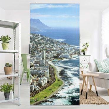 Raumteiler - Cape Town 250x120cm
