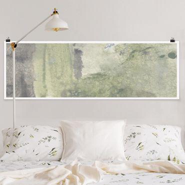 Poster - Frieden, Liebe, Freude II - Panorama Querformat