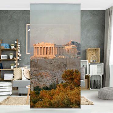 Raumteiler - Akropolis 250x120cm
