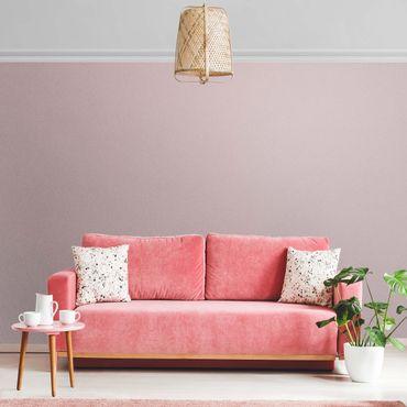 Metallic Tapete  - Colour Rose