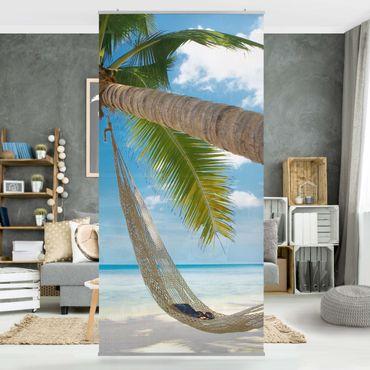 Raumteiler - Relaxing Day 250x120cm