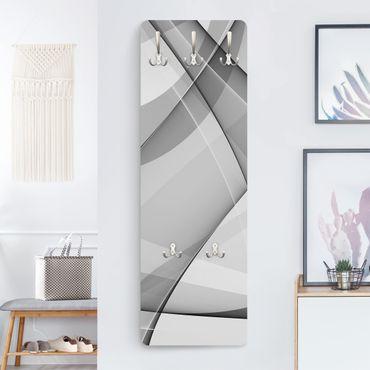 Design Garderobe - Changes - Weiß