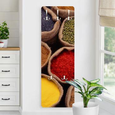 Design Garderobe - Colourful Spices