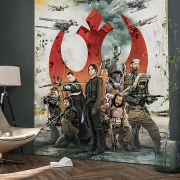 Disney Kindertapete - Star Wars Rebels - Komar Fototapete